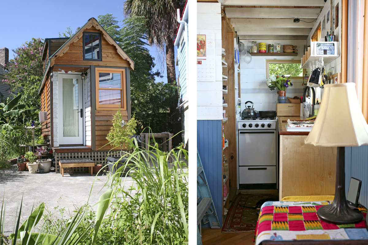 tiny houses - Intentionally Small