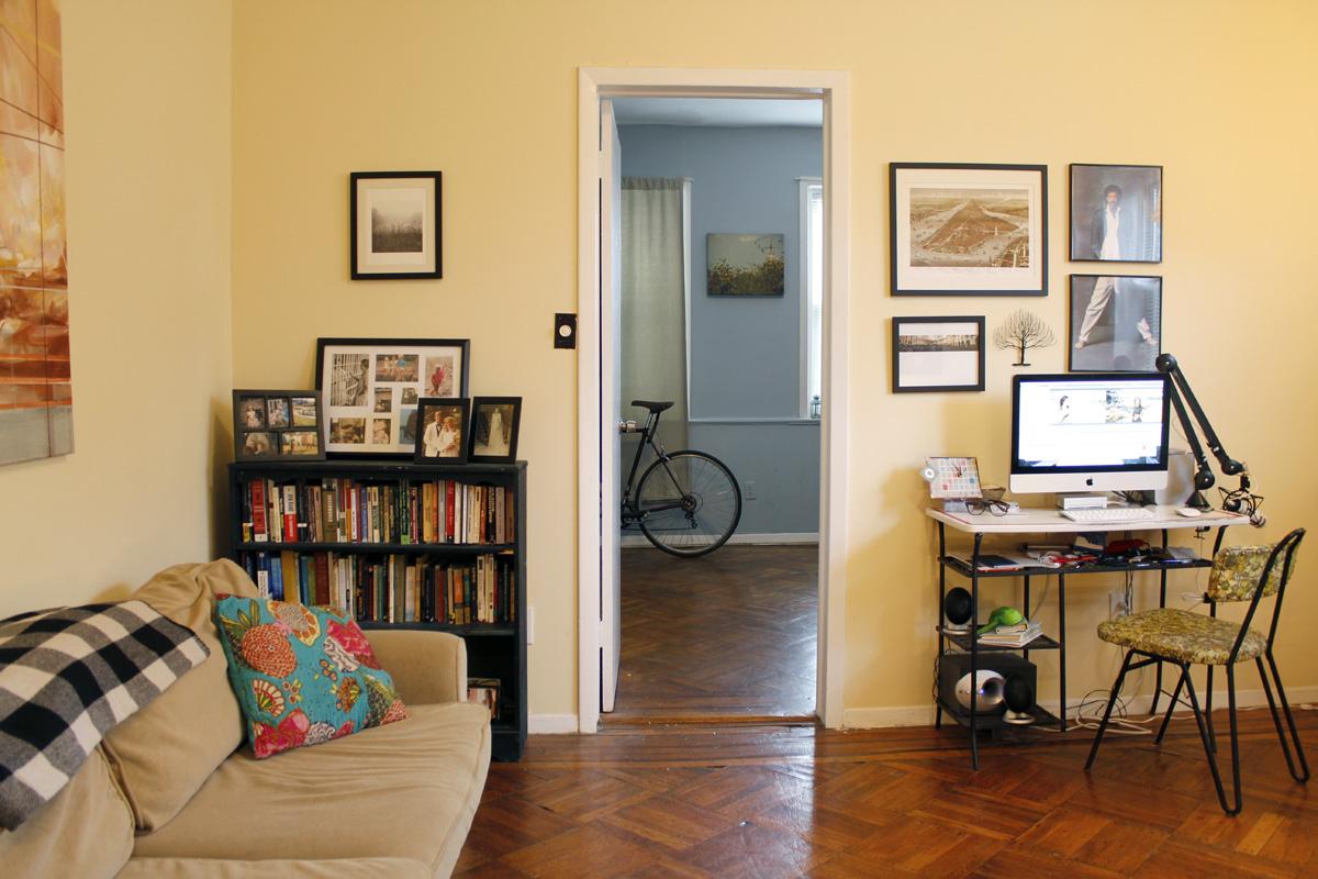 Elizabeth S 480 Sqft Brooklyn Apartment Intentionally Small