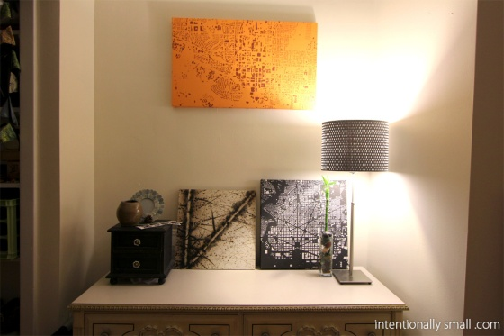 Lighting a Small Space - Accent Lamps