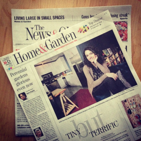 "The News & Observer ""Tiny but terrific"" with Nicole Alvarez 2"