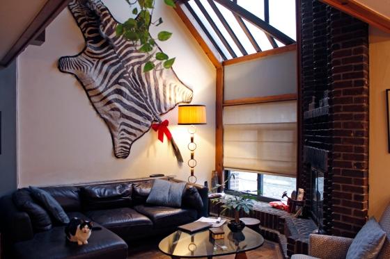 Shannons 770 sqft Chelsea Rooftop Loft 01