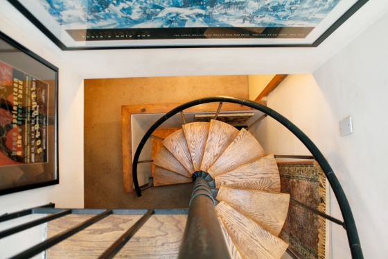 Shannons 770 sqft Chelsea Rooftop Loft 10