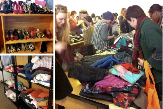 ReDress Raleigh Clothing Swap
