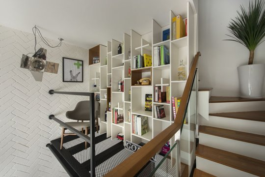 Apartment Therapy Small Cool Contest 2013 - Carmens Small Space in Singapore