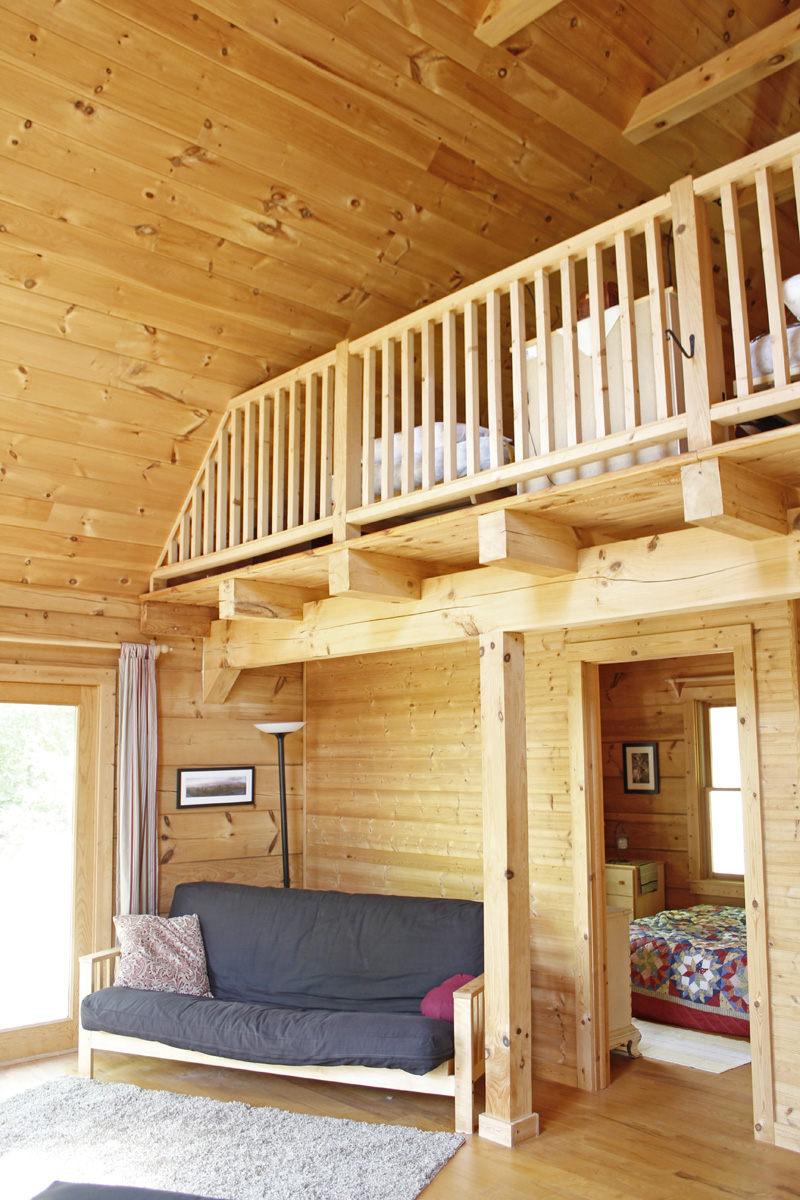 Easy Cabin Plan