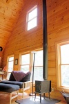 830 sqft Cabin in the Woods 05