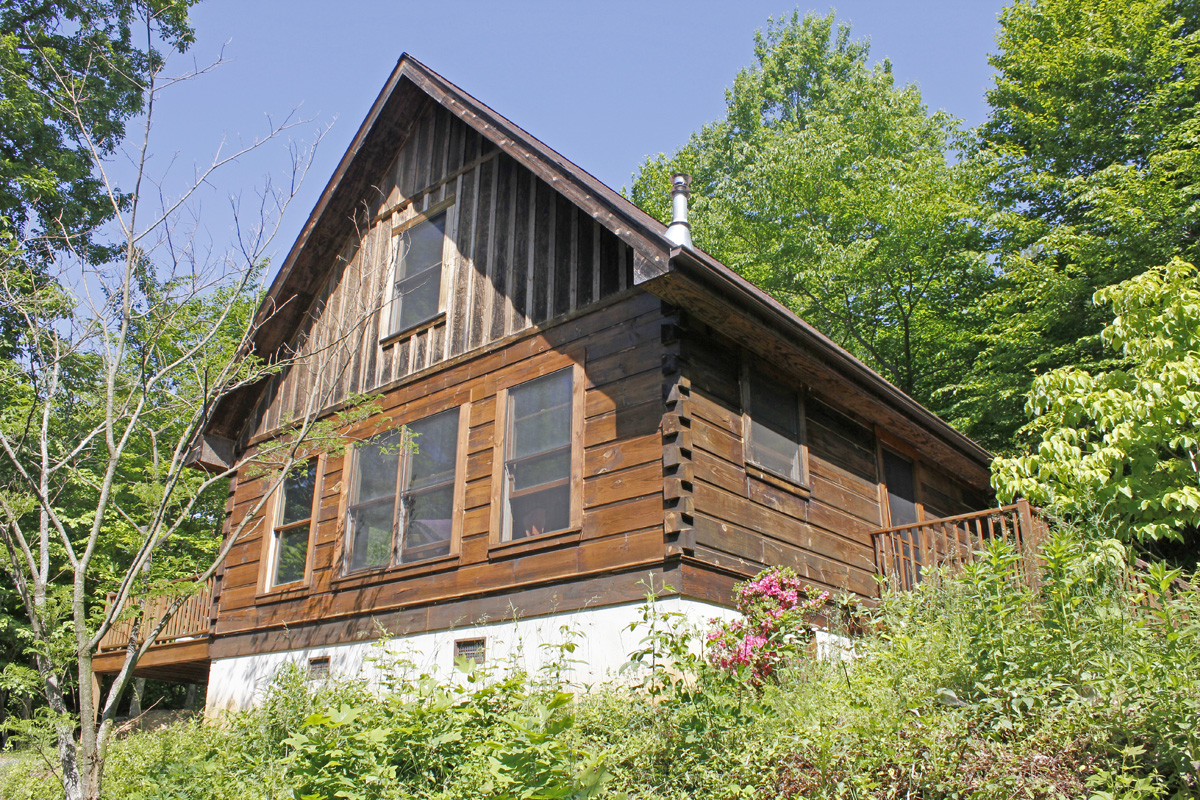 830 sqft Cabin in the Woods 12