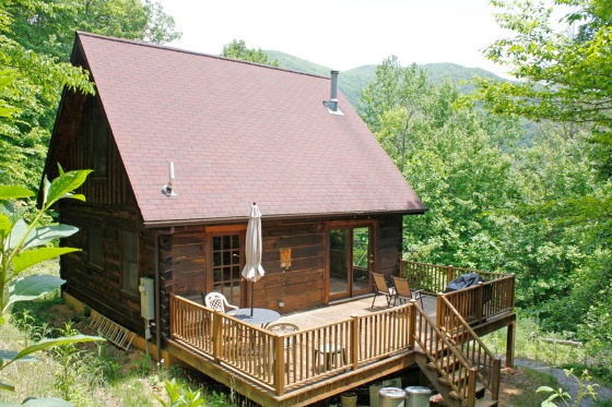 830 sqft Cabin in the Woods 13