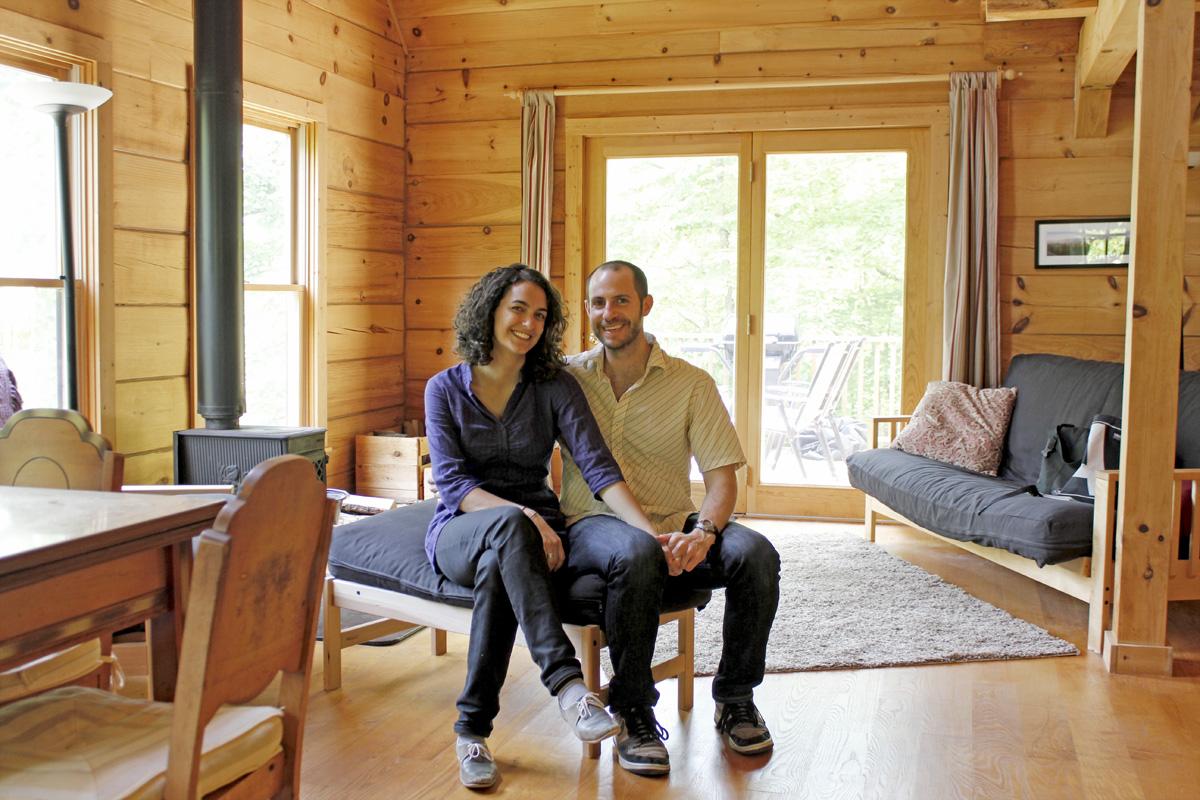 830 sqft Cabin in the Woods 14