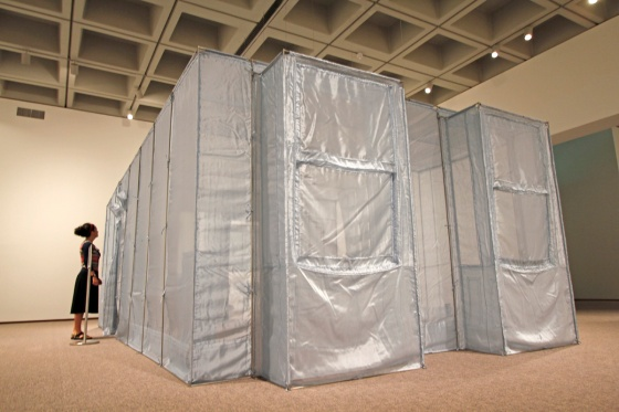Do-Ho Suh's 310 sqft NYC Apartment - An Art Installation 01