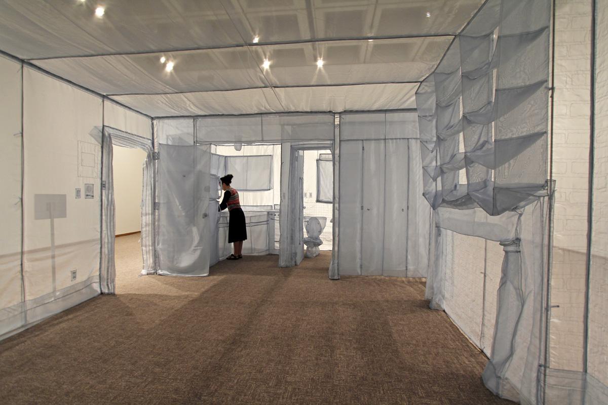 Do Ho Suh S 310 Sqft Nyc Apartment An Art Installation