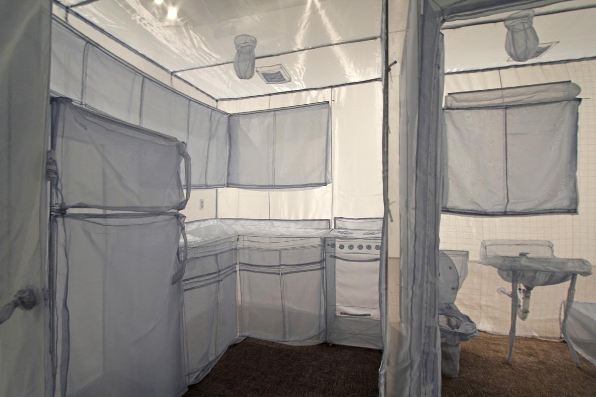 Do-Ho Suh's 310 sqft NYC Apartment - An Art Installation 04