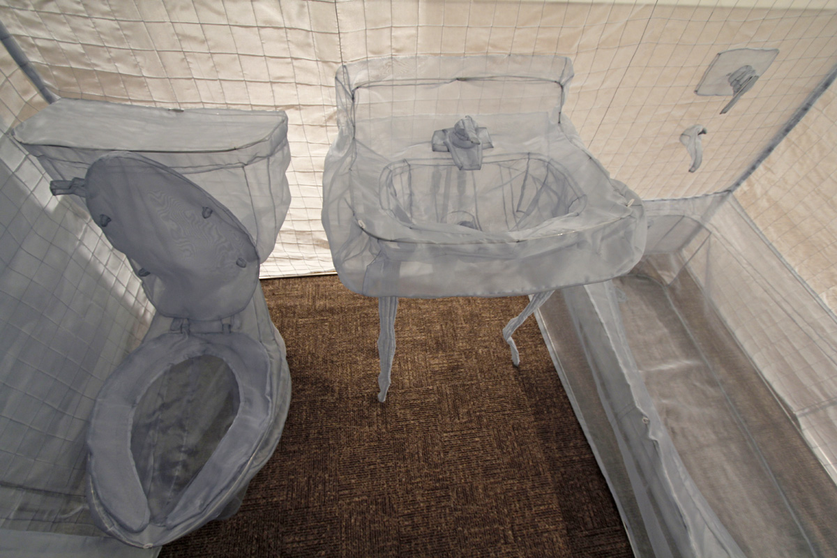Do-Ho Suh's 310 sqft NYC Apartment - An Art Installation 05