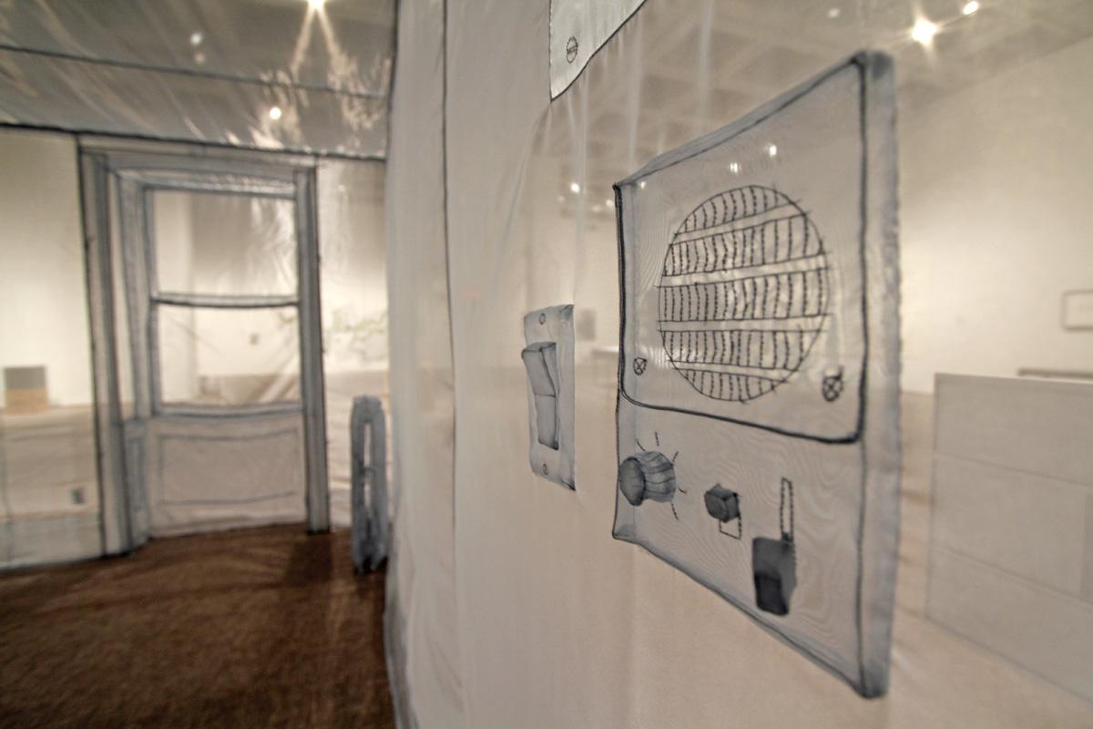 Do-Ho Suh's 310 sqft NYC Apartment - An Art Installation 11