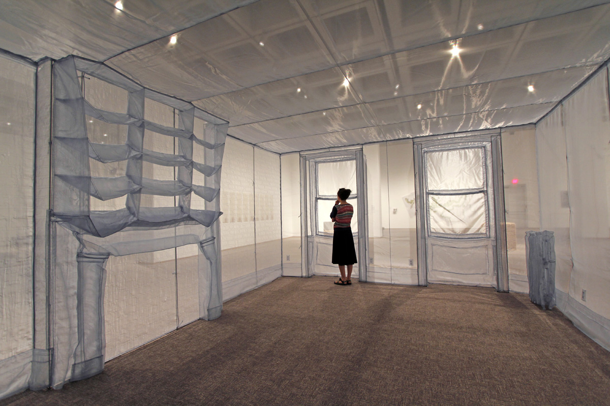 Do-Ho Suh's 310 sqft NYC Apartment - An Art Installation 14