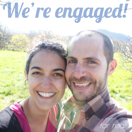 Nicole Alvarez and Matt Tomasulo are engaged