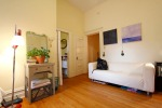 Jenny and Farzads 350 sqft Historic Boylan Studio Apt 06